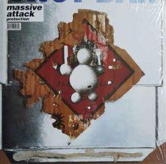 Protection - LP / Massive Attack / 1994 / 2016