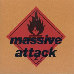 Blue Lines - LP / Massive Attack / 1990 / 2016