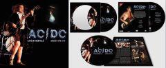 Live In Nashville August 8th 1978 - LP (Picture Disc Vinyl) / AC/DC / 2016