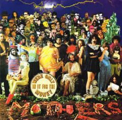 We're Only In It For The Money - LP / Frank Zappa - The Mothers of Invention / 1968 / 2016