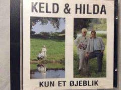 Kun Et Øjeblik - CD / Keld & Hilda / 1988