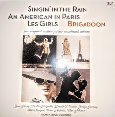 Singin' In The Rain - An American In Paris - Les Girls - Brigadoon - From Original Motion Picture Soundtrack Albums - 2LP / Various Artists | Soundtrack / 2016