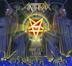 For All Kings Tour Edition - 2CD / Anthrax / 2016