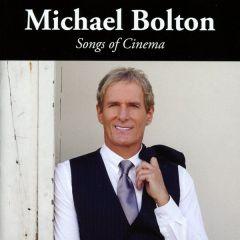 Songs of Cinema - CD / Michael Bolton / 2017