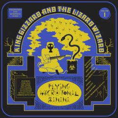 Flying Microtonal Banana - LP  / King Gizzard And The Lizard Wizard / 2017