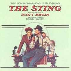 The Sting - LP / Marvin Hamlisch / Scott Joplin  / 1974
