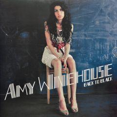 Back To Black  - LP / Amy Winehouse / 2007