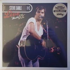 Live From Austin, TX - 2LP / Steve Earle / 2004 / 2017
