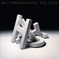 The Hits - LP / REO Speedwagon / 1988 / 2020