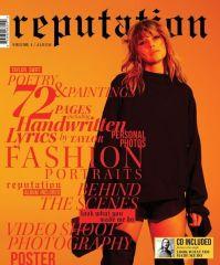 Reputation - CD (Magazine Edition Vol. 1) / Taylor Swift / 2017