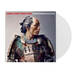 Resistance Is Futile - LP+CD (Hvid vinyl) / Manic Street Preachers / 2018