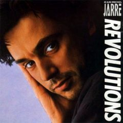 Revolutions - LP / Jean Michel Jarre / 1988