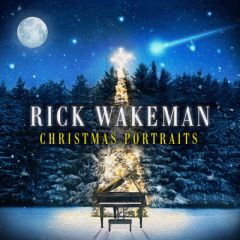 Christmas Portraits - CD / Rick Wakeman / 2019