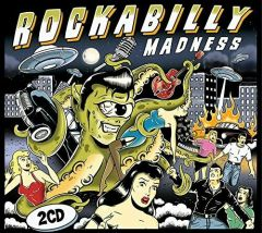 Rockabilly Madness - 2CD / Various Artists / 2013