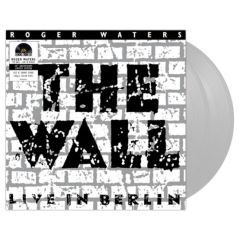The Wall | Live In Berlin - 2LP (RSD 2020 Klar Vinyl) / Roger Waters | Various Artists / 1990 / 2020