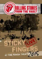 Sticky Fingers Live At The Fonda Theatre - DVD / Rolling Stones / 2017