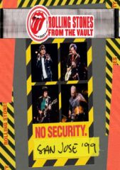 From the Vault: No Security - San Jose '99 - 2CD+DVD / The Rolling Stones / 2018