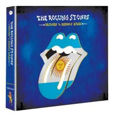 Bridges To Buenos Aires - 2CD+Blu-Ray / The Rolling Stones / 2019