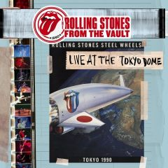 Live at the Tokyo Dome 1990 (From The Vault ) - 2CD+DVD / The Rolling Stones / 2015