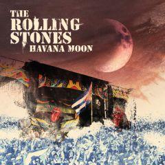 Havana Moon - 2CD+DVD+Blu-Ray+Bog (Deluxe box set) / The Rolling Stones / 2016