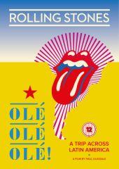 Olé Olé Olé - DVD / The Rolling Stones / 2017