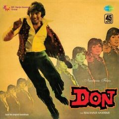 Don - LP / Kalyanji Anandji | Soundtrack / 1977 / 2017