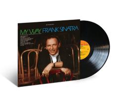 My Way - LP (50th Anniversary) / Frank Sinatra / 1969 / 2019