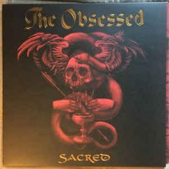 Sacred - LP (Farvet vinyl) / The Obsessed / 2017