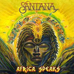 Africa Speaks - 2LP / Santana / 2019