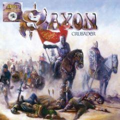 Crusader - LP / Saxon / 1984 / 2018