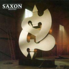 Destiny - LP / Saxon / 1988 / 2018