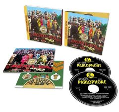 Sgt. Pepper's Lonely Hearts Club Band - 2CD (50th Anniversary Edition) / The Beatles / 1967 / 2017
