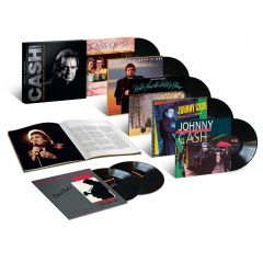 The Complete Mercury Albums 1986-1991 - 7LP Box / Johnny Cash / 2020