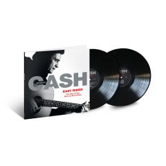 Easy Rider | The Best Of The Mercury Recordings - 2LP / Johnny Cash / 2020