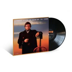 Johnny Cash Is Coming To Town - LP / Johnny Cash / 1987 / 2020
