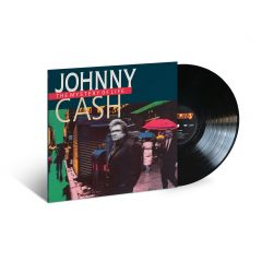The Mystery Of Life - LP / Johnny Cash / 1991 / 2020