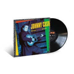 Boom Chicka Boom - LP / Johnny Cash / 1990 / 2020