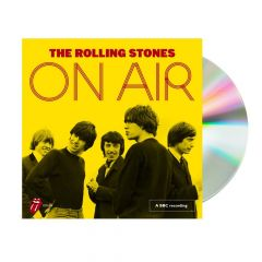 On Air - 2CD (Deluxe Edition) / The Rolling Stones / 2017