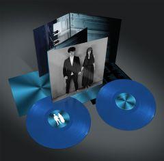 Songs of Experience - 2LP (Blå vinyl) / U2 / 2017