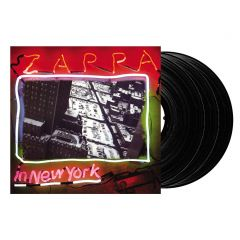 Zappa In New York (40th Anniversary) - 3LP / Frank Zappa / 1978 / 2018