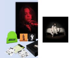 When We All Fall Asleep, Where Do We Go - CD (Super Deluxe Fan Box) / Billie Eilish / 2019