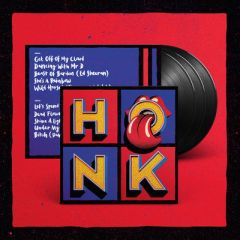 Honk - 3LP / The Rolling Stones / 2019