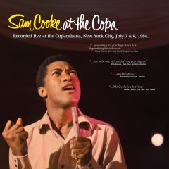 At The Copa - LP / Sam Cooke / 1964 / 2021