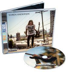 Guilty Pleasures - CD / Soren Andersen / 2019