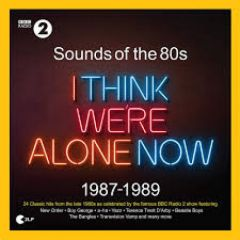 Sounds Of The 80s I Think We're Alone Now 1987-1989 - 2LP / Various Artists / 2019