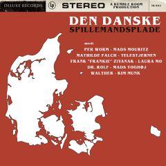 Den Danske Spillemandsplade - LP / Various Artists / 2017