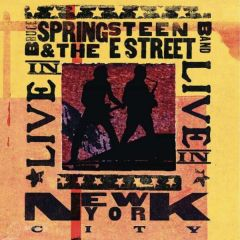 Live In New York City - 3LP / Bruce Springsteen / 2001 / 2020