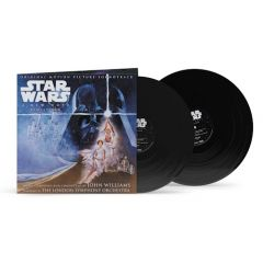 Star Wars: A New Hope - 2LP / John Williams | Soundtrack / 1977 / 2020