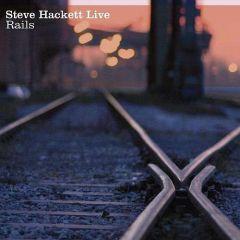 Live Rails - 2CD / Steve Hackett / 2010 / 2020