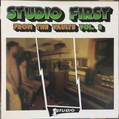 "Studio First From The Vaults Volume 2 - 2LP+12"" Vinyl  / Various Artists / 2020"